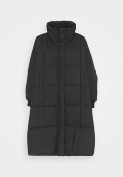 Henrik Vibskov - THE DUVET COAT - Mantel - black