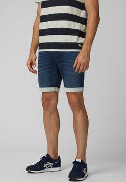 Produkt - SHORTS REGULAR FIT - Jeansshort - dark blue denim