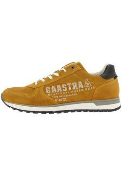 Gaastra - KAI PRS  - Sneaker low - yellow