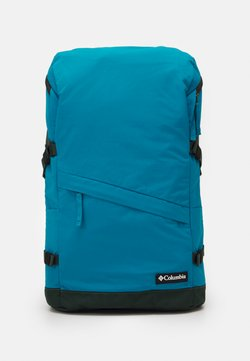 Columbia - FALMOUTH 24L BACKPACK UNISEX - Reppu - fjord blue/spruce