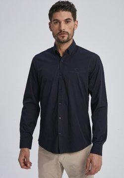 Auden Cavill - Hemd - schwarz