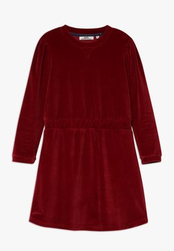 Ebbe - JALENA DRESS - Freizeitkleid - cherry red