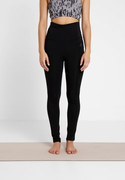 Curare Yogawear - LEGGINGS - Tights - black
