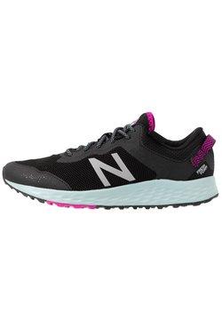New Balance - FRESH FOAM TRAIL ARISHI GTX - Zapatillas de trail running - black
