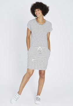 recolution - Jerseykleid - navy / white