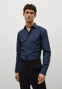 Mango - EMERITOL SLIM FIT  - Businesshemd - dunkles marineblau