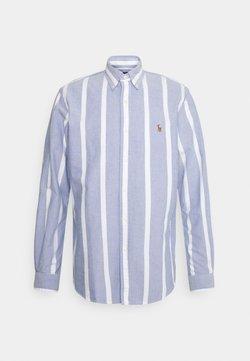Polo Ralph Lauren - Vapaa-ajan kauluspaita - blue/white