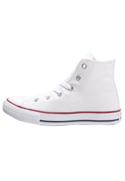 Converse - CHUCK TAYLOR ALL STAR  - Sneakersy wysokie - optical white