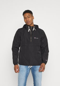 Champion Reverse Weave - HOODED JACKET - Windjack - black