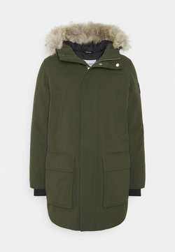 Calvin Klein - Wintermantel - green