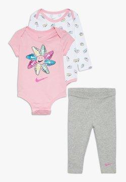 Nike Sportswear - SET BABY - Body - dark grey heather