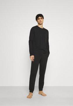 Pier One - SET - Pyjama - black