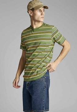 Anerkjendt - AKROD  - T-Shirt print - vineyard green