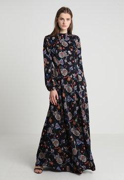 IVY & OAK - PRINTED LONG EVENING DRESS - Ballkleid - black