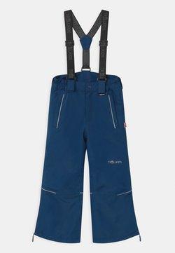TrollKids - KIDS HOLMENKOLLEN SNOW SLIM FIT UNISEX - Talvihousut - mystic blue