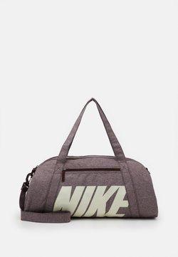 Nike Performance - GYM CLUB - Sports bag - earth/pale ivory