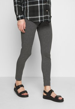 Cotton On - MATERNITY  - Leggings - Trousers - charcoal marle