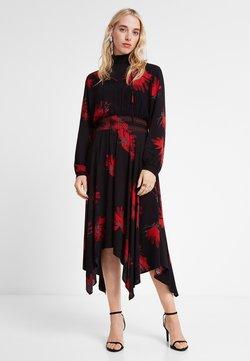 Desigual - BUTTERFLY - Vestido informal - red