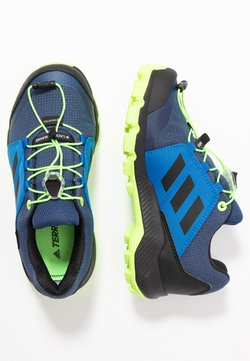 adidas Performance - TERREX GORETEX HIKING SHOES UNISEX - Hikingskor - core black/solar red