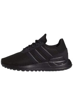 adidas Originals - LA TRAINER LITE SHOES - Zapatillas - black