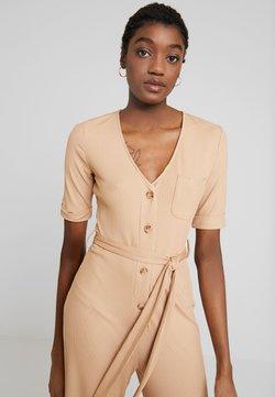 Fashion Union - DANNIKA - Combinaison - beige