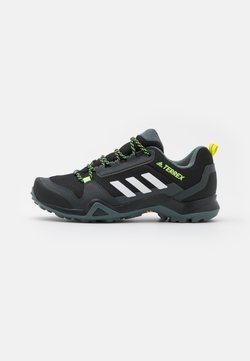 adidas Performance - TERREX AX3 - Hikingschuh - core black/footwear white/acid yellow