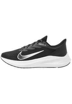 Nike Performance - ZOOM WINFLO 7 - Zapatillas de running neutras - black/white/anthracite