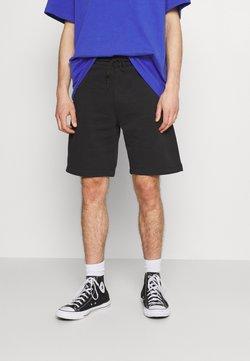 Converse - EMBROIDERED STAR CHEVRON - Shorts - converse black
