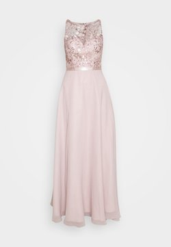 Luxuar Fashion - Ballkleid - mauve