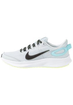 Nike Performance - RUNALLDAY 2 - Zapatillas de running neutras - pure platinum/black/glacier ice