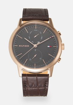 Tommy Hilfiger - EASTON - Montre - brown