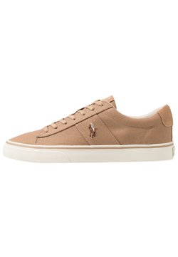 Polo Ralph Lauren - SAYER - Sneaker low - regiment khaki