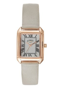 Limit - ADIES STRAP WATCH DIAL WITH ROMAN - Uhr - grey
