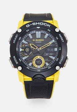 G-SHOCK - Montre à aiguilles - black/yellow