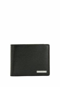 BOSS - GALLERYA TRIFOLD - Lompakko - black