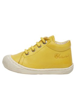 Naturino - COCOON - Lauflernschuh - yellow