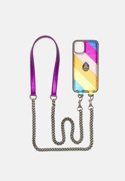 Kurt Geiger London - I PHONE 12 MINI CROSS BODY SET - Kännykkäpussi - multi-coloured