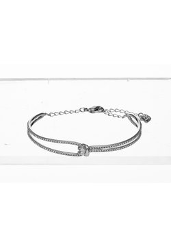 Swarovski - LIFELONG BANGLE  - Bracelet - silver-coloured