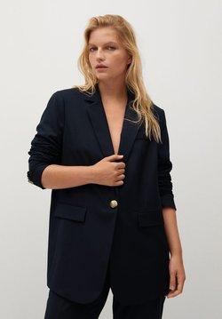 Violeta by Mango - DEAN - Short coat - dark navy