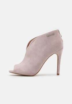 Refresh - High heeled ankle boots - taupe