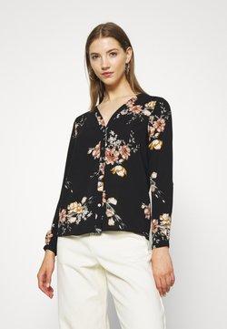ONLY - ONLNOVA LUX  - Bluse - black