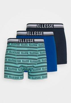 Ellesse - MENS UNDERWEAR 3 PACK - Panty - blue