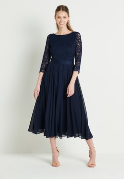 Swing - Cocktailkleid/festliches Kleid - marine
