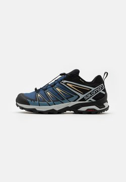 Salomon - X ULTRA 3 GTX - Hikingschuh - dark denim/copen blue/pale khaki