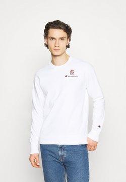 Champion Rochester - CREWNECK X NINTENDO - Sweatshirt - white