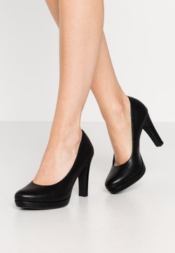 Tamaris - High Heel Pumps - black matt