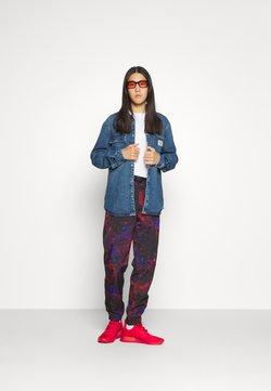 Carhartt WIP - SALINAC SHIRT JAC MAITLAND - Camicia - blue mid worn wash