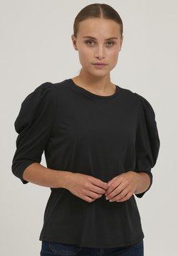 PULZ - PZCLARISSA - Blouse - black beauty
