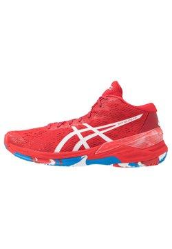 ASICS - SKY ELITE FF - Zapatillas de balonmano - classic red/white