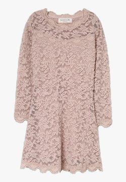 Rosemunde - DRESS LS - Robe de soirée - vintage powder